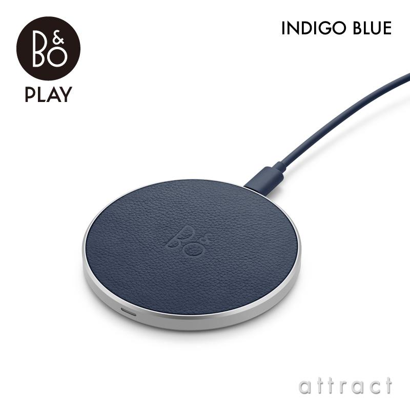 Bang & Olufsen バング&オルフセン B&O PLAY Charging Pad チャージングパッド BeoPlay E8 2.0 専用充電ケース対応 Qi認証 ワイヤレス充電器 デザイン:ヤコブ・ワグナー *イヤフォン本体は別売